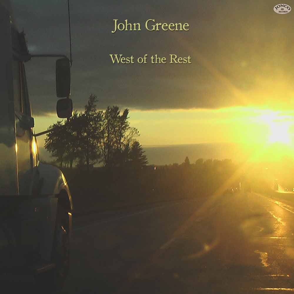 John Greene - West of the Rest